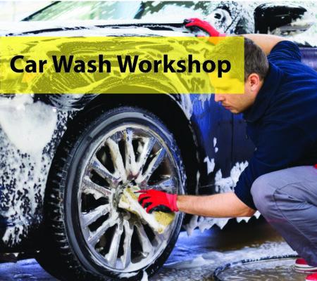 Car Wash Workshop / 汽车工业 / Bengkel Mencuci Kereta