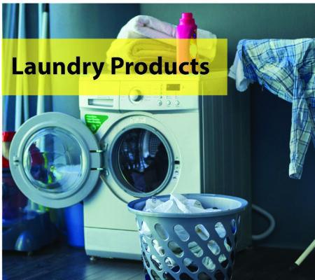 Laundry Products / 衣物清洁用品 / Produk Dobi