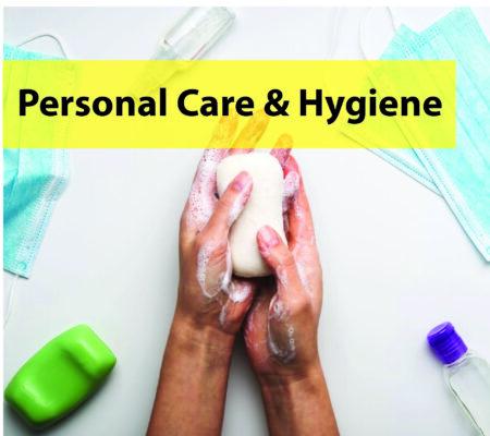 Personal care and Hygiene / 个人护理和卫生 / Penjagaan dan Kebersihan Diri