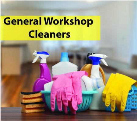 General Workshop Cleaners / 工业清洁剂 / Pembersih Bengkel