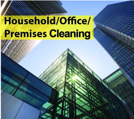 Household/ Office (Premises Cleaning) / 家用/办公室(物业清洁工) / Rumah / Pejabat (Pembersih Premis)